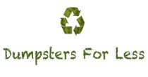 Dumpsters For Less