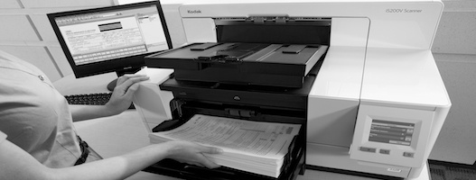 Document Scanning Service in Virginia
