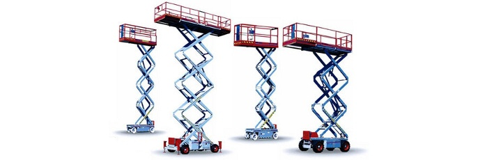 Scissor Lifts in North Dakota
