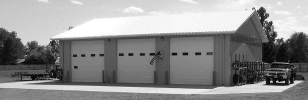 Steel Buildings in California